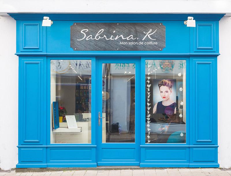 Le salon sabrina k salon coiffure angers bressigny for Salon de coiffure venissieux centre