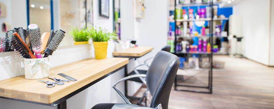 Awesome image de salom de coiffeur gallery awesome for Home salon angers