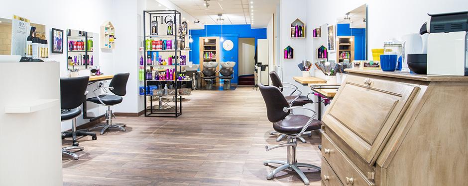 Salon de coiffure Angers Centre